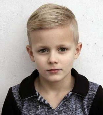 potongan rambut undercut untuk anak