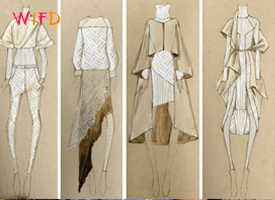 It Involves Research Analysis Visualisation And Through Understanding Of The Customer Fashion Designing Subjects Fashion Design Diploma In Fashion Designing