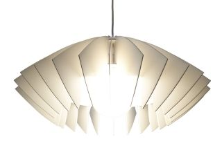 Moderne Lampen 8 : Interiors eshop design pendelleuchte tamara weiß möbel