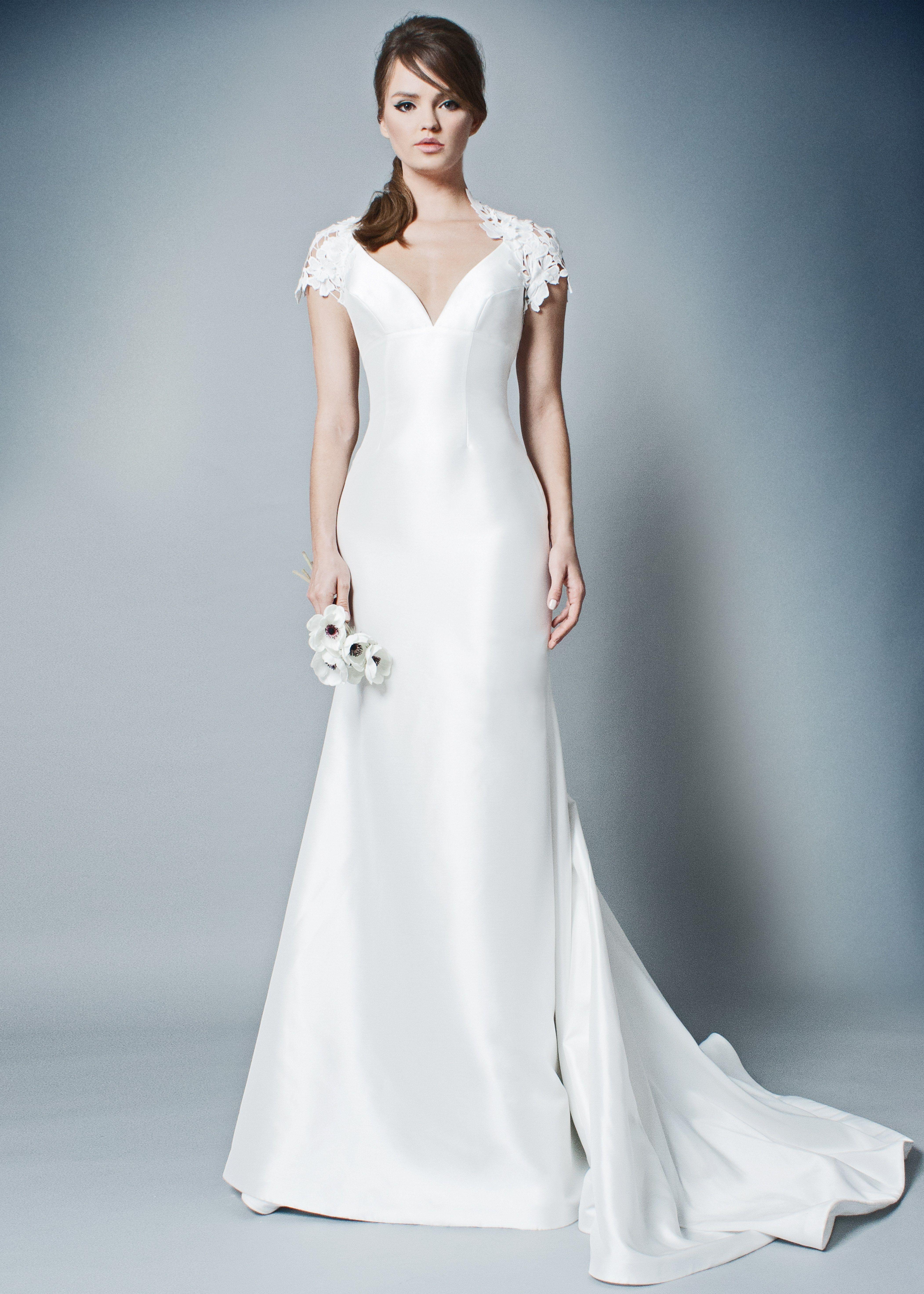 Nett Vestidos De Novias Auslass Fotos - Brautkleider Ideen ...