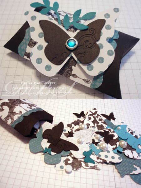 Pillow Box Basteln pin by kerstin dehnel on basteln