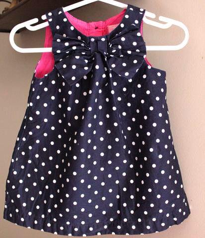 d2286a6c5c84 Children's Place Summer Dress. Baby Girl Size 6-9 Months. $4.75 CAD. Baby  Clothes Resale Bargain.