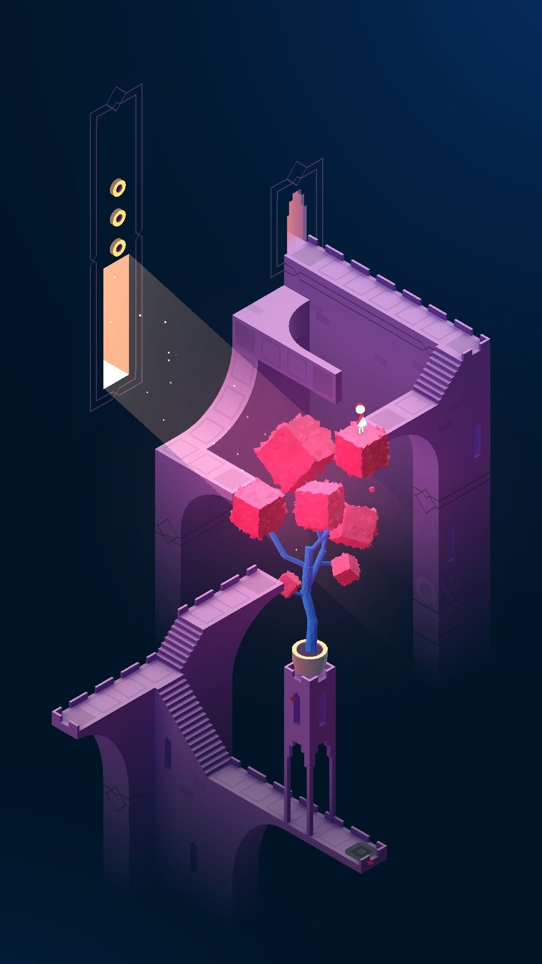 Wallpaper For Monument Valley 2 Game In 2020 Monument Valley 2 Monument Valley Game Monument Valley