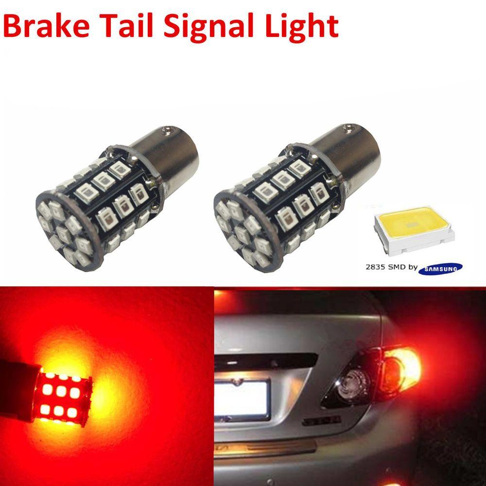 Jdm Astar Bay15d 1157 Red Ax 2835 Smd 12v Led Brake Tail Turn Signal Light Bulbs Led Bulb Bulb Automotive Led Lights