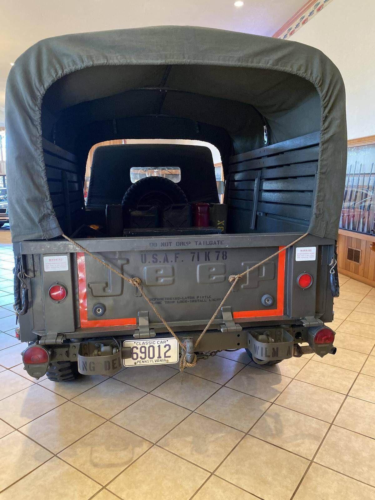 M715 For Sale Craigslist : craigslist, #2348008, Hemmings, Motor, Jeep,, Classic, Jeeps,