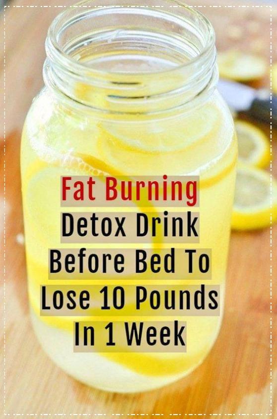 Pin on Detox drinks