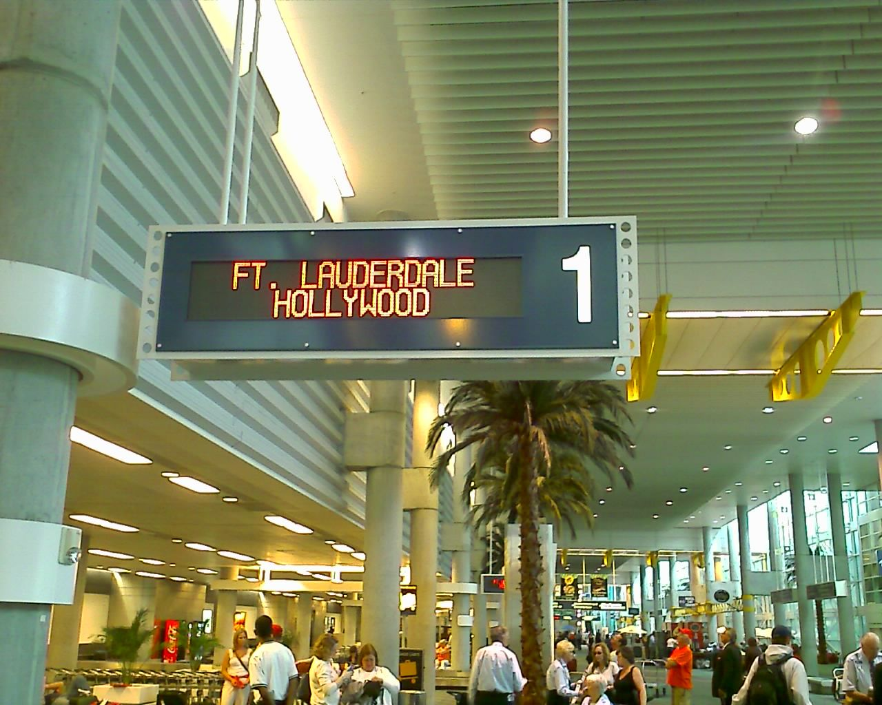 Fort Lauderdale Airport Fort Lauderdale Airport Lauderdale