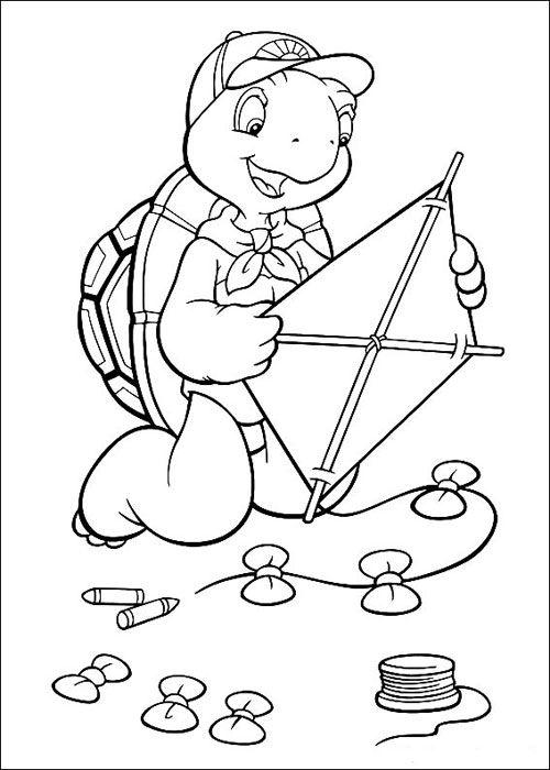 Maestra de Infantil: Cometas para colorear   Pasqua   Pinterest ...