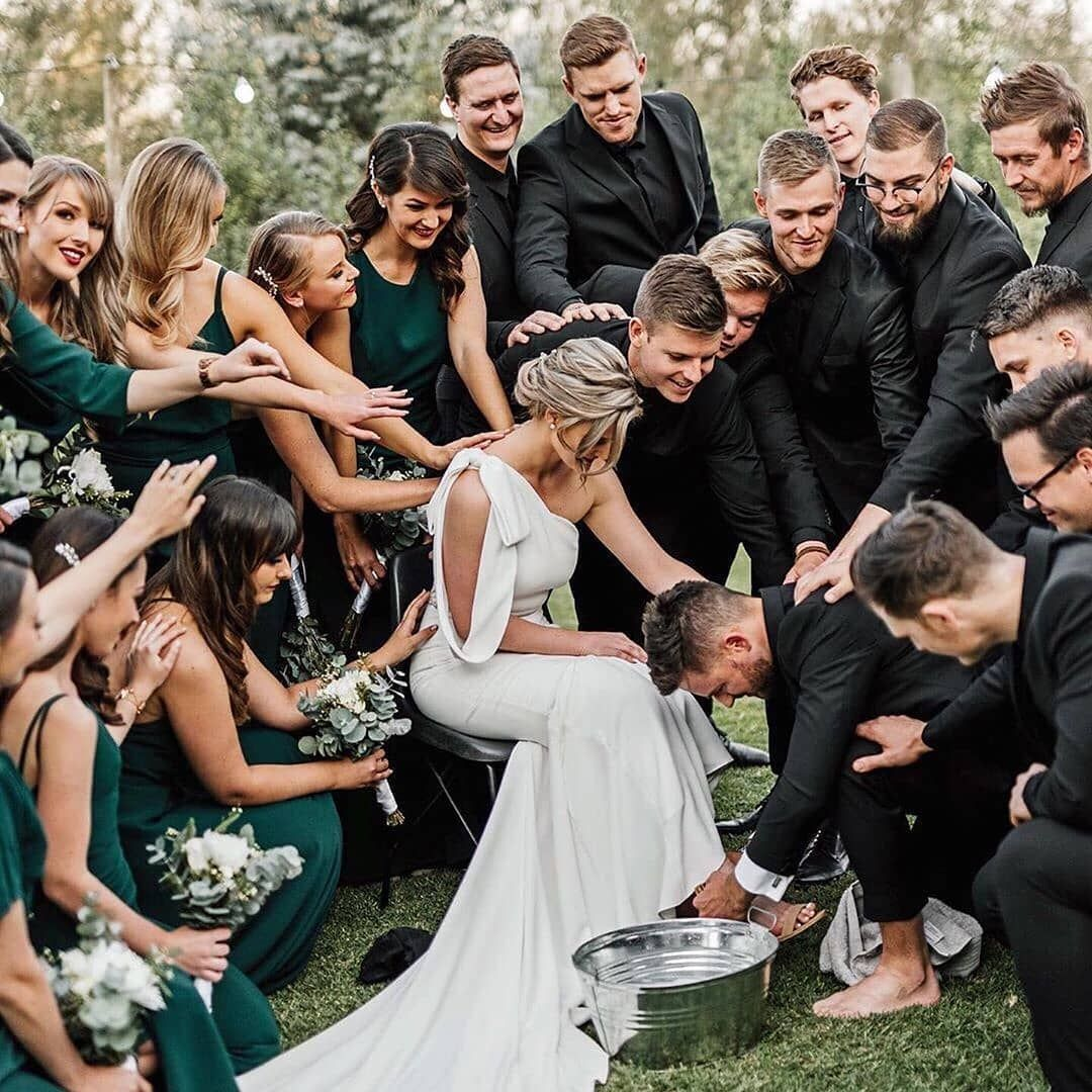 """WEDDING INSPIRED 