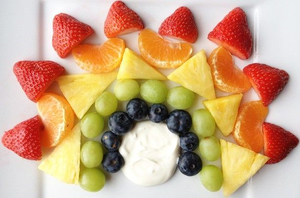 Healthy fruit snacks for pre-schoolers
