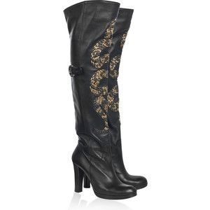 THOMAS WYLDE Leather Boots WmMHfdLr