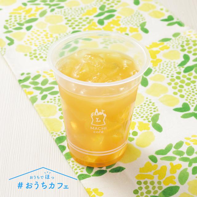 グレープフルーツ レモン オレンジを使った アイスシトラスティー が発売中です たっぷり飲みたい時には メガ サイズもあります 2020 グレープフルーツ レモン フルーティー