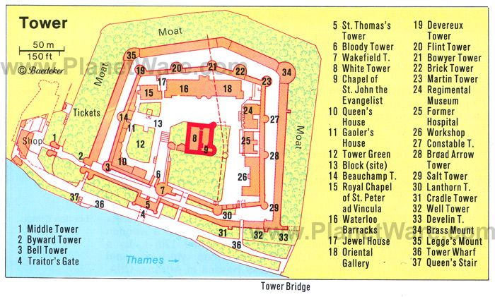 Top 10 attractions at the Tower of London | London | Pinterest ...