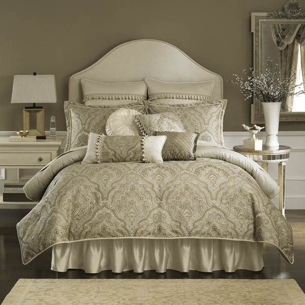 waterford Luxury Bedding collection Croscill Coppelia Bedding