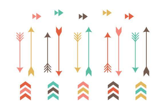 tribal arrow clip art tribal arrows arrow and clip art rh pinterest com indian arrowhead clipart