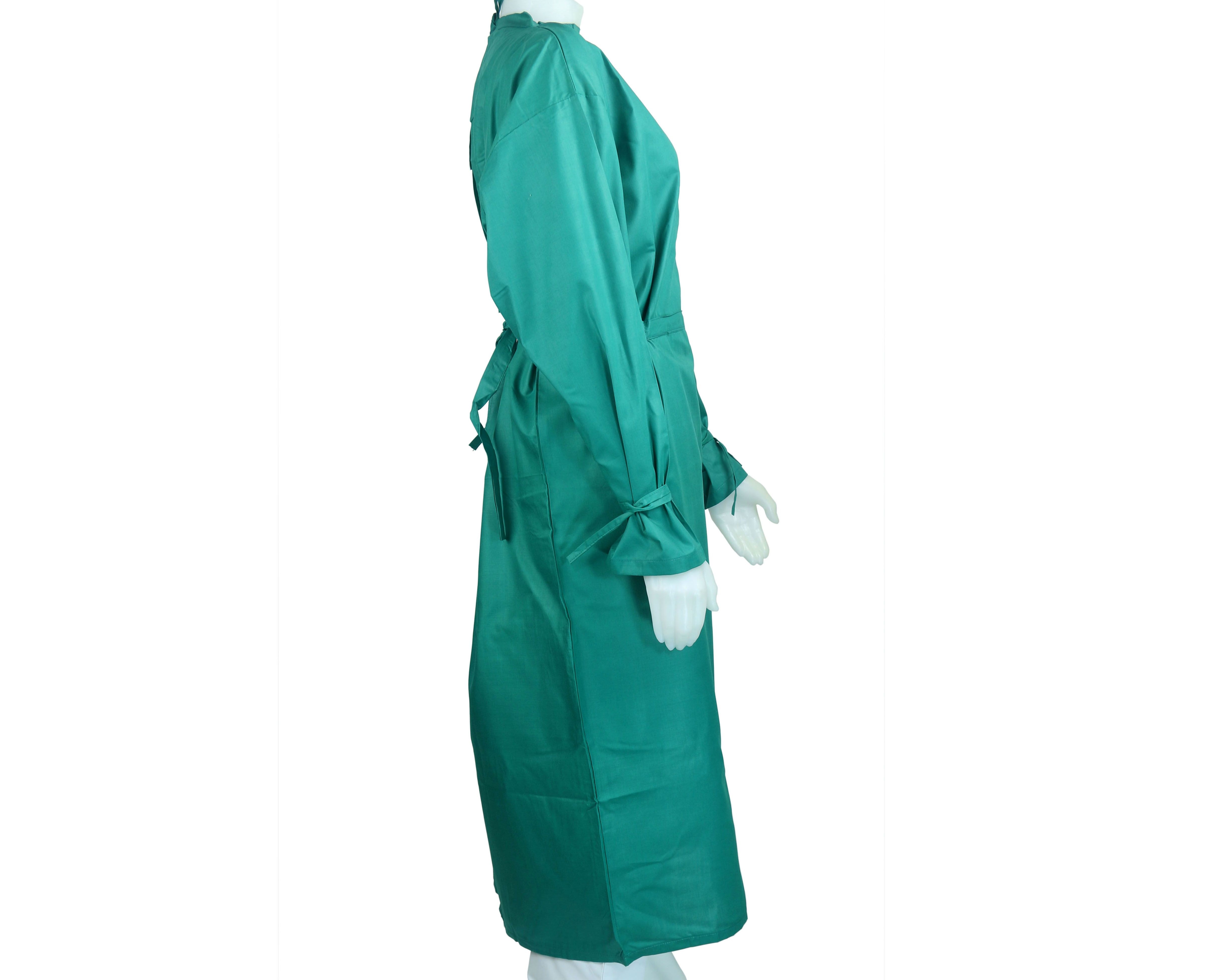Whilst protection is paramount in selecting surgical gowns, comfort ...