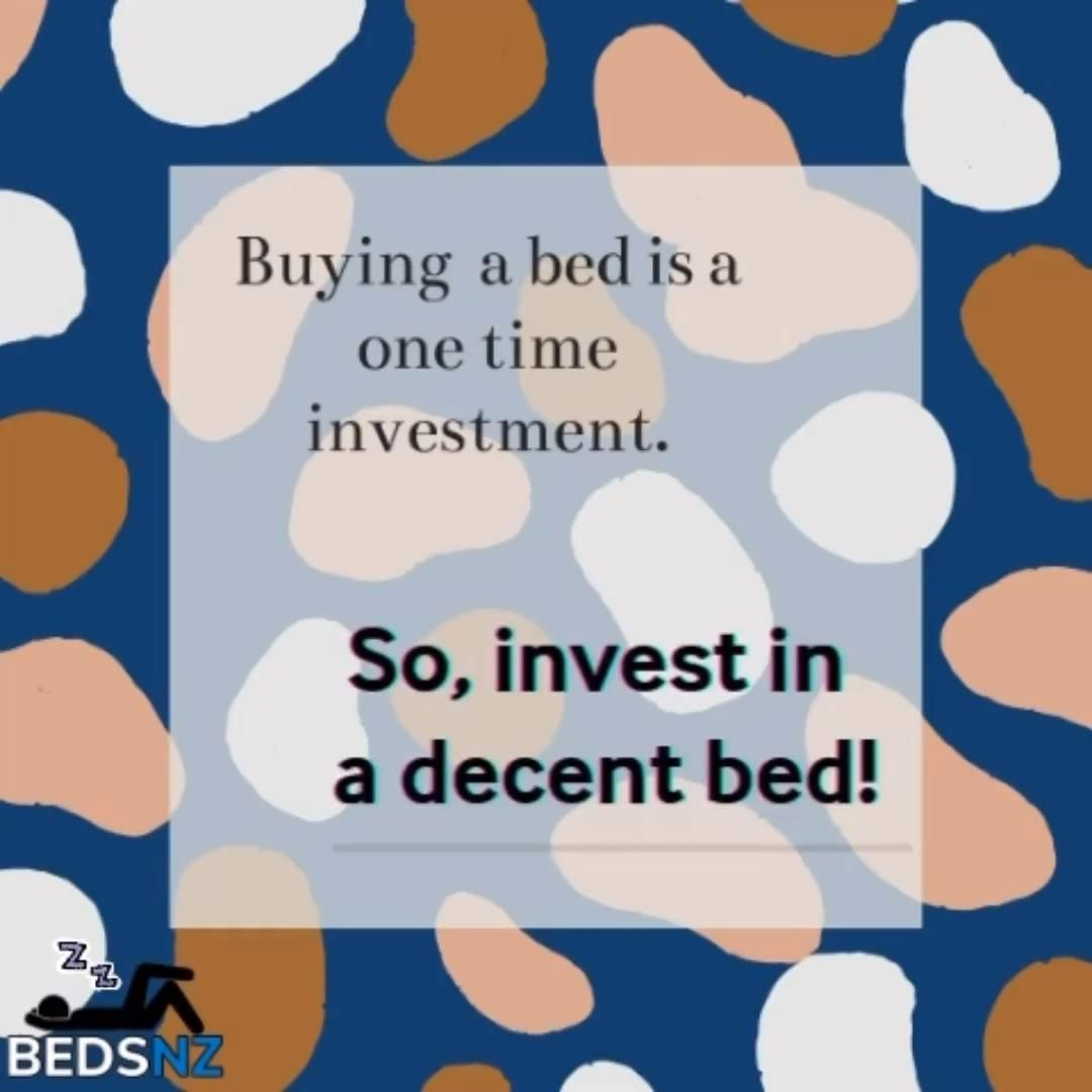 Buying a bed is a one-time investment, so don't compromise on quality and buy from us! Visit our website www.bedsnz.com for more details. ------------------------------------------------ Visit us at 199 Lincoln Road, Henderson Or call us at Toll-Free 0800201401 . . . . #furniture #bed #decor #interiores #decorlovers #homedesignideas #auckland #interiordesignersofinsta #luxuryhomedecor #interiordesign #interiordesigninspiration #interiorstyle #bedroomdecor #luxury #luxurystyle #luxuryliving #luxu