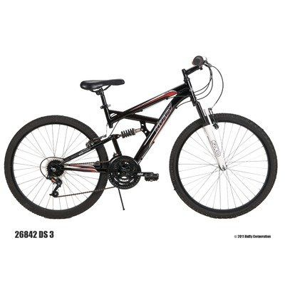 Huffy Men S Ds 3 Mountain Bike 26 Inch Black 139 99