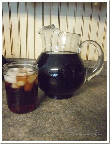 Our Simple Country Life: southern sweet tea {the real stuff!}