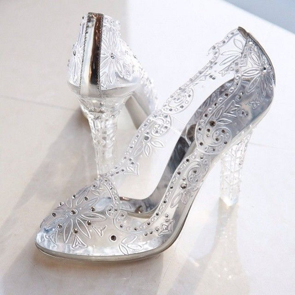 Tips For Looking Your Best On Your Wedding Day Luxebc Cinderella Wedding Shoes Cinderella Shoes Wedding Shoes High Heels