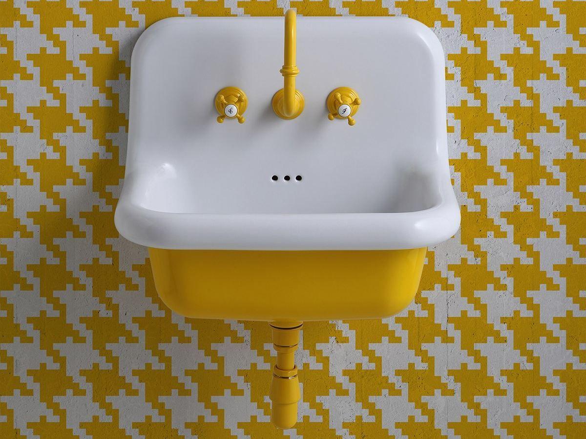 Meuble Salle De Bain Ohla Castorama ~ truecolors washbasin by bleu provence j u s t b a t h r o o m s