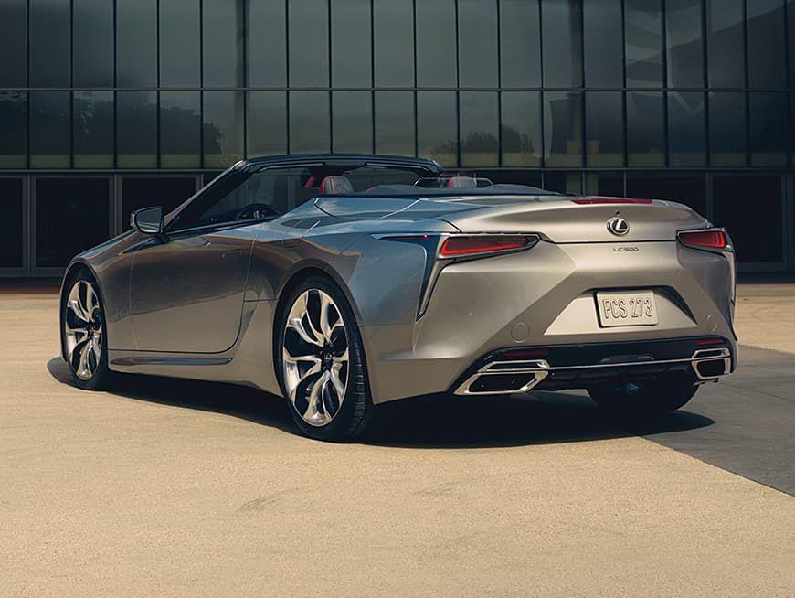 Lexus Lc 500 Convertible In 2020 Lexus Lc Lexus Lexus Cars