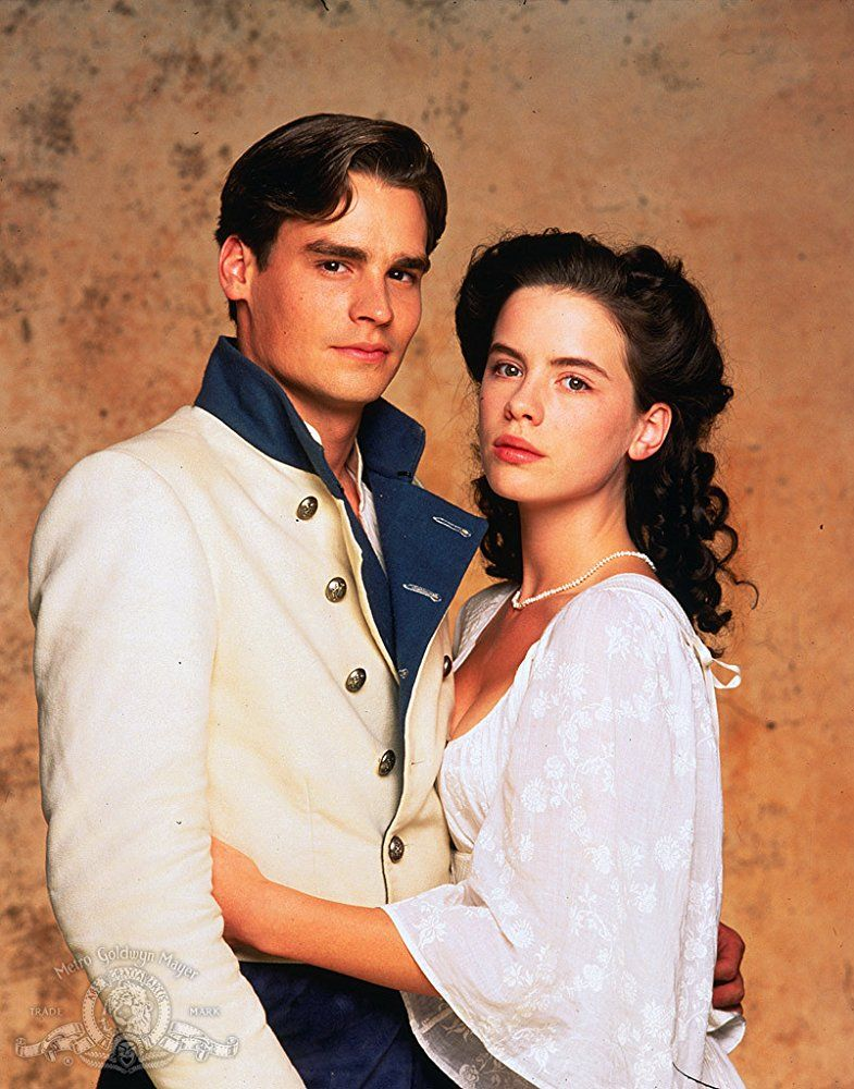 Kate Beckin And Robert Sean Leonard In Much Ado About Nothing 1993