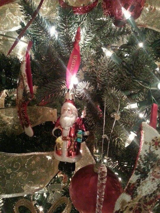 Stockings and Santa
