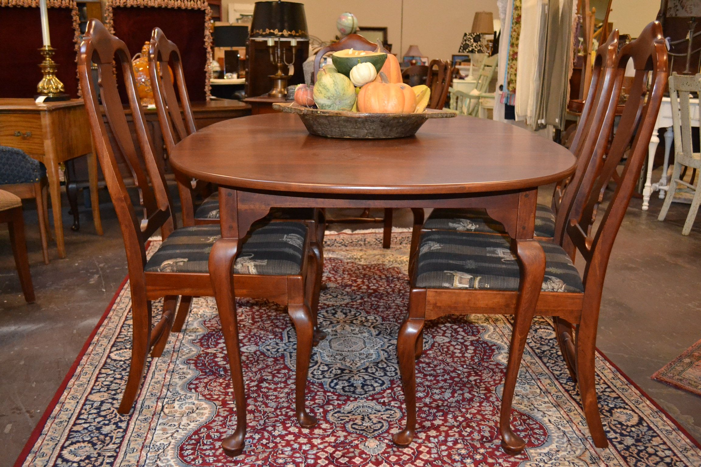 Etonnant Solid Cherry Bob Timberlake Lexington Dining Set.