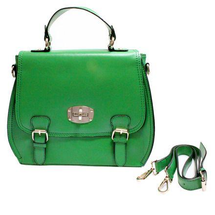 44a8dc924b8 Bolsa Inspiration Hermés verde.