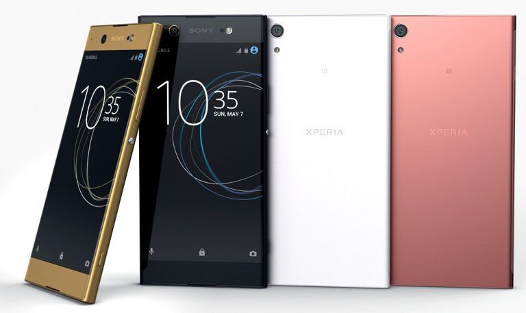 Sony Xperia Xa1 And Xperia Xa1 Ultra With 23mp Camera Android 7 0 Announced Met Afbeeldingen Video S
