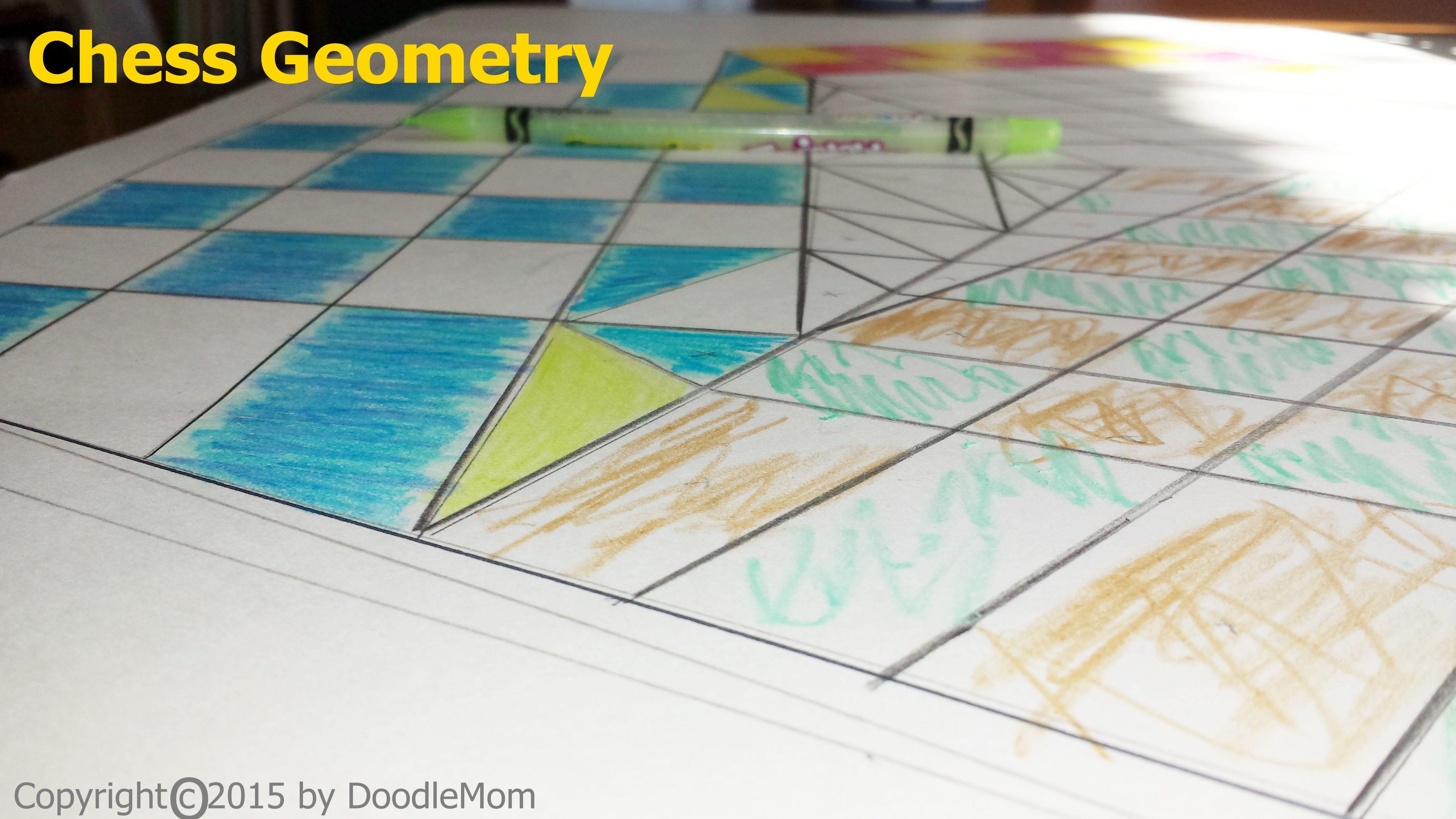 Math Monday: Chess Geometry