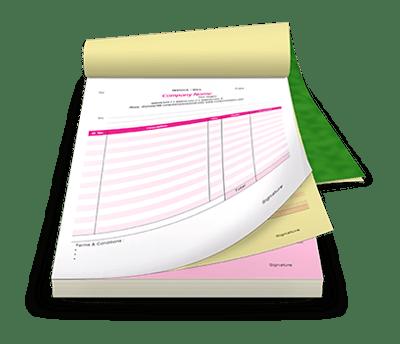 Professional Bill Book Design Book Design Templates Book Printing Services Book Design