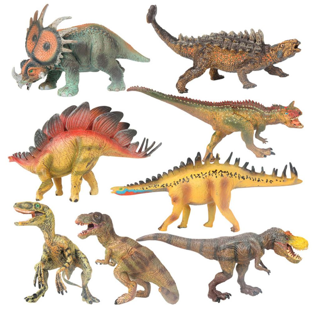 Newest Assorted Dinosaur Playset Toy Animals Action