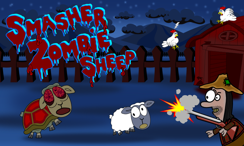 Smasher Zombie Sheep is the most entertaining and
