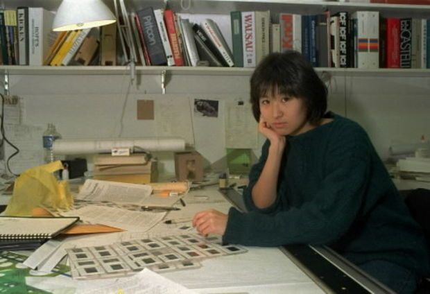 Northampton Maya Lin Who Designed The Vietnam Veterans National Memorial In D C Will Give A Free Talk March 11 At 7 30 P M Famous Artists Maya Lin Artist