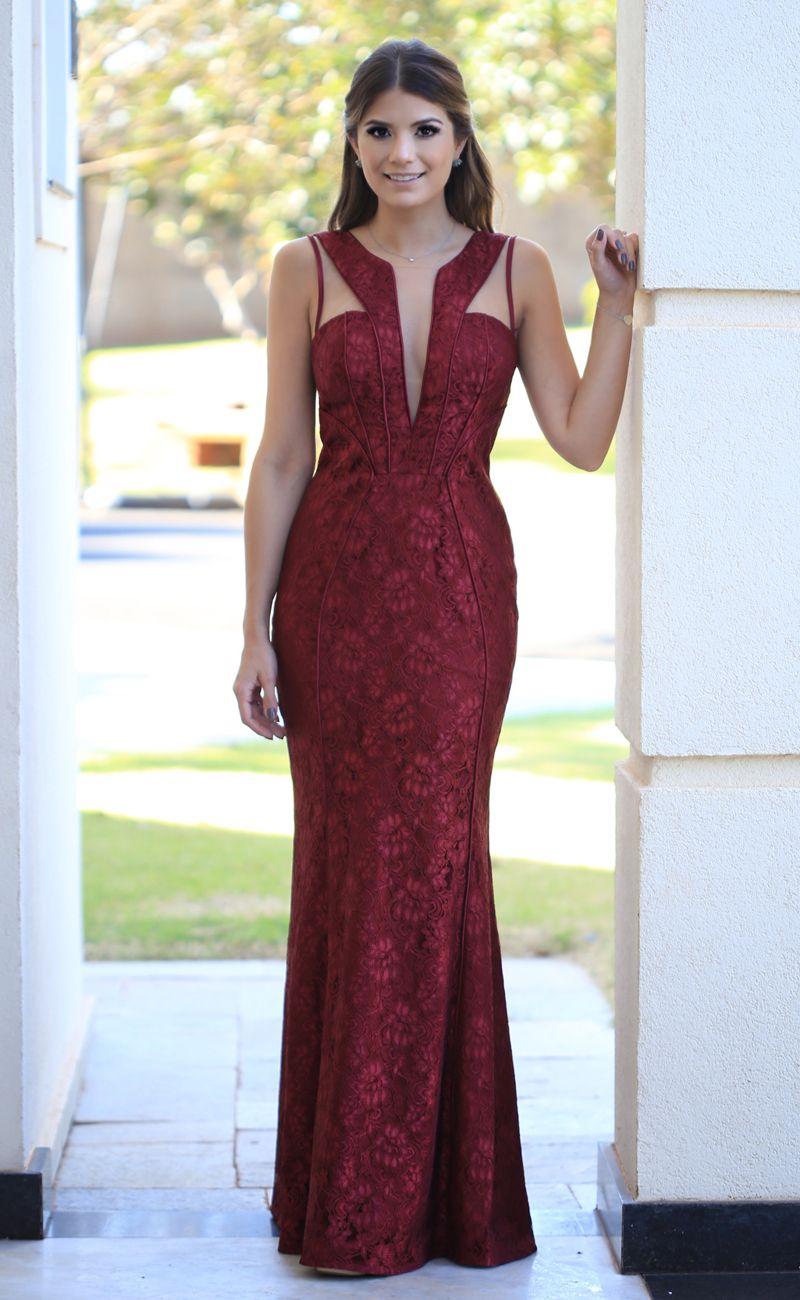 c99baa73ac Dolps alta costura lux luxo fest festa vermelho casamento formatura vestido  dress Night gala noite 2016 2017 red vermelho