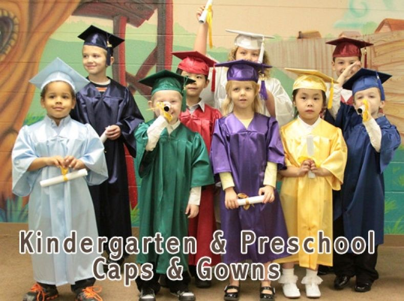 Caps And Gowns For Kindergarten Graduation | Dresses and Gowns Ideas ...