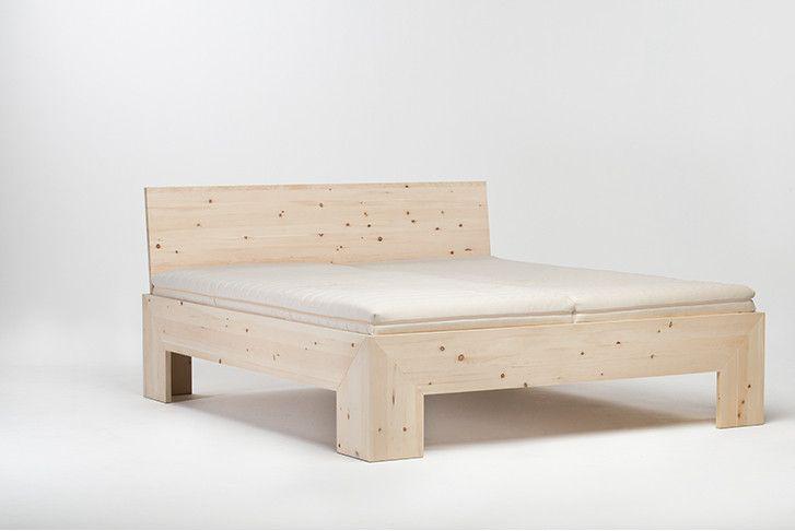 koje 06 zirbenbett bettrahmen r ckenteil home pinterest bettrahmen betten und holzm bel. Black Bedroom Furniture Sets. Home Design Ideas