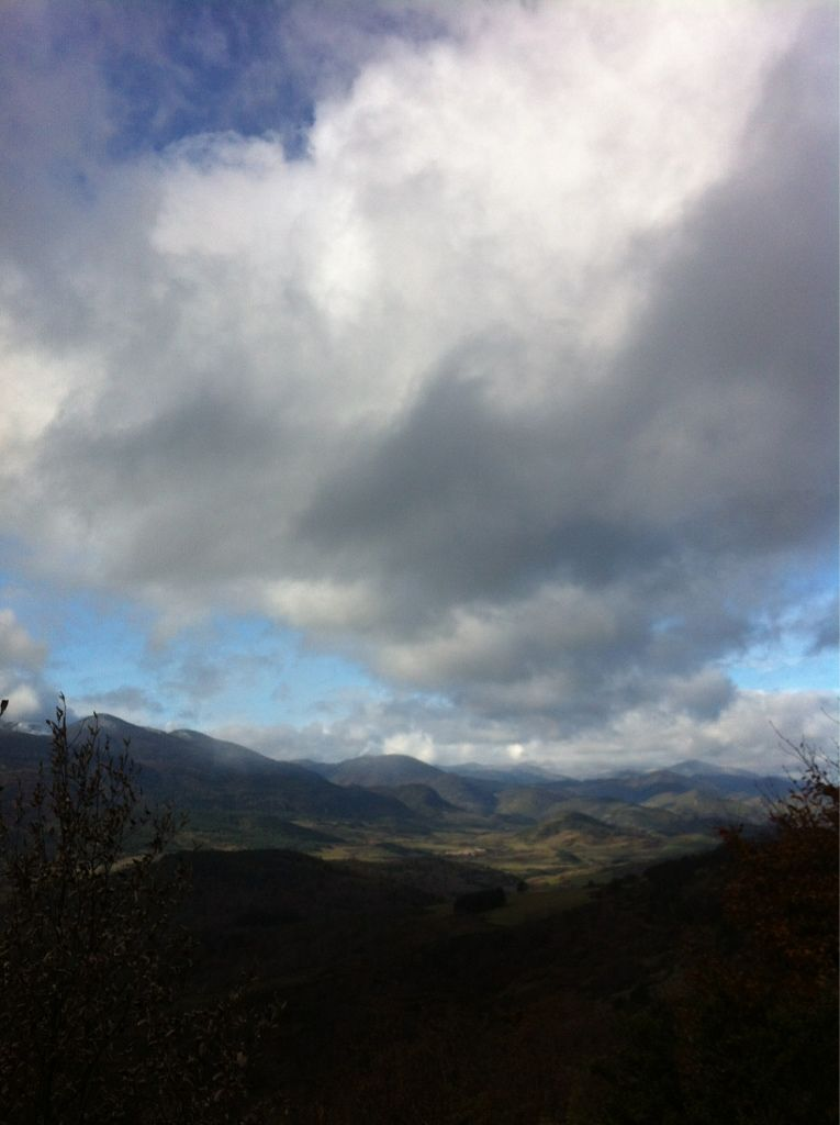 Quillan, France | wezzoo #WeatherByYou | 2012-11-06