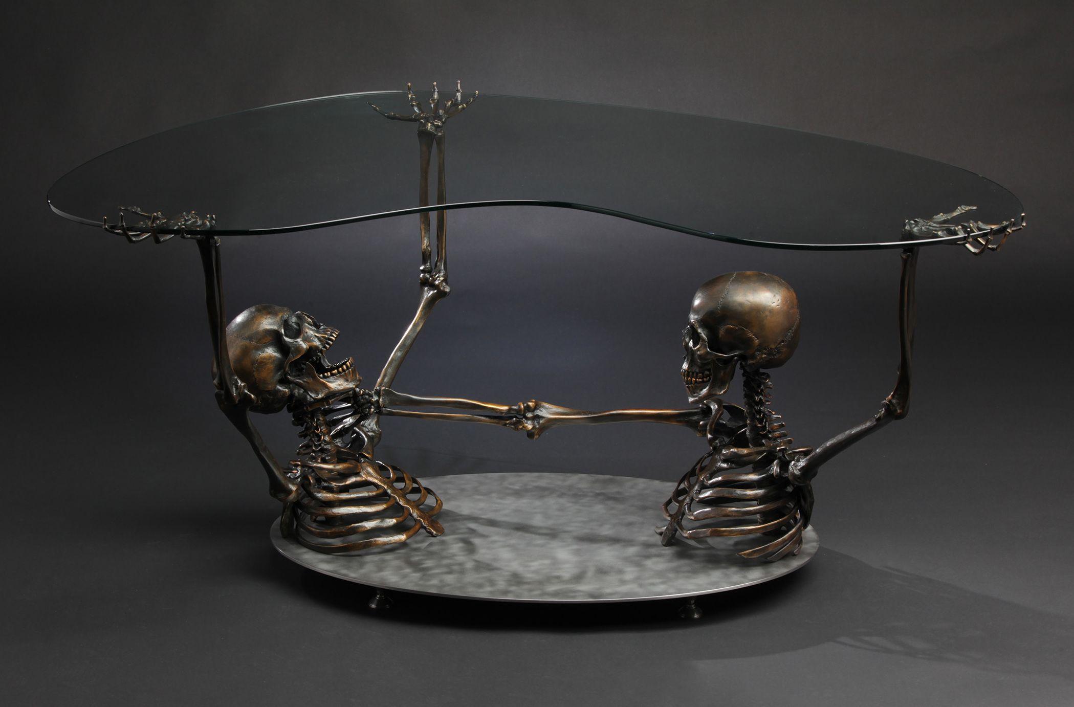 Full Throttle 2018 On Artlimes Goth Home Decor Skull Furniture Skull Decor [ 1382 x 2099 Pixel ]
