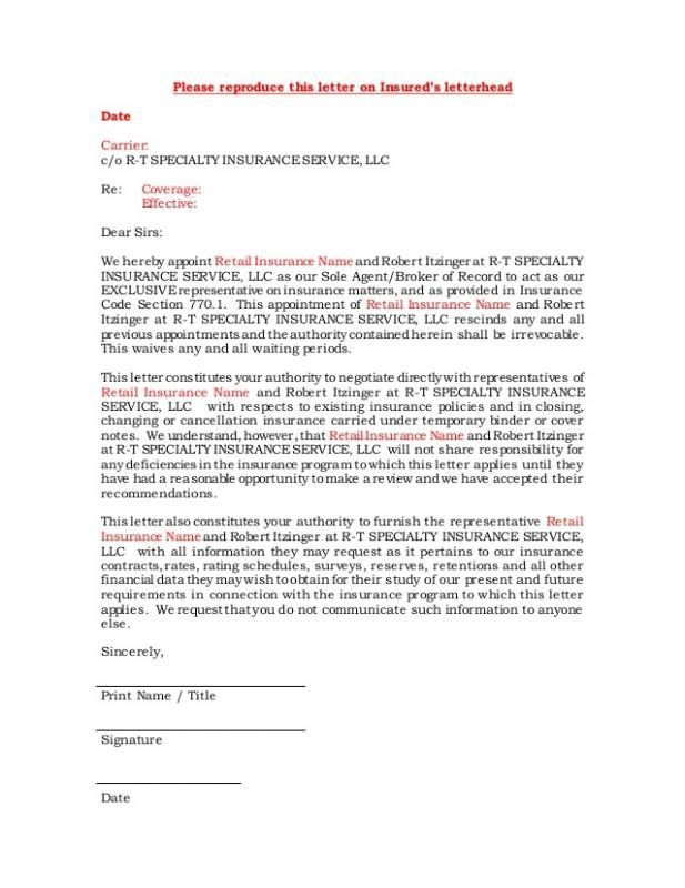 Examples Of Letter Of Intent   nationalgriefawarenessday