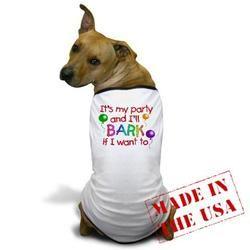 Dog Birthday Barks Pets Dog T Shirt Dog Shirt Pet Clothes T Shirt