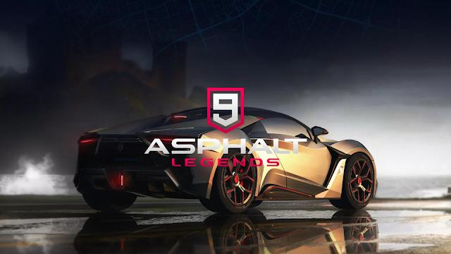 Asphalt 9 Legends Mod Apk V2 1 2a Speed Hack Mod Menu