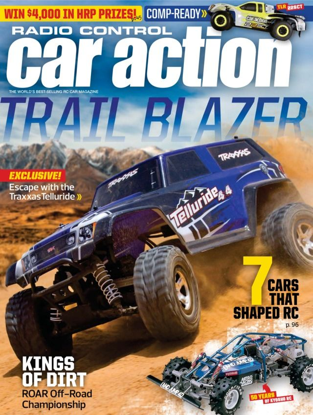 Rc Car Action >> Radio Control Car Action Magazine Buy Subscribe Download And