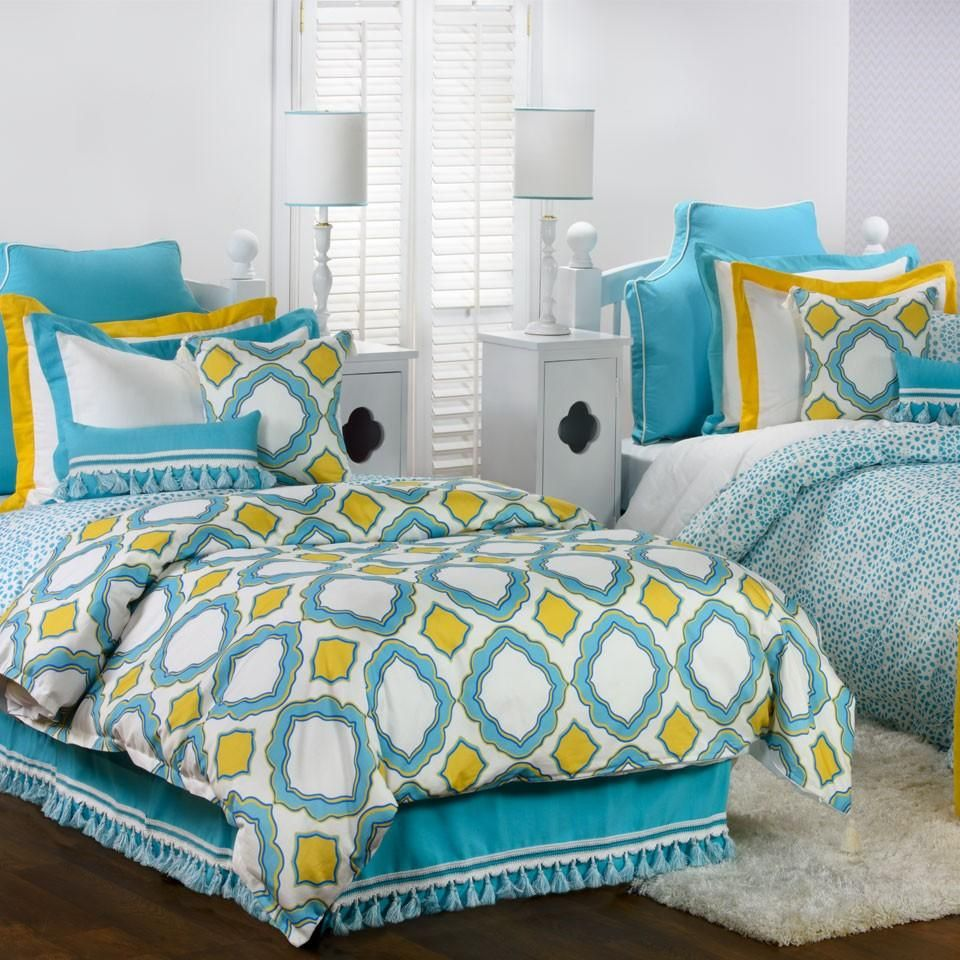 Duvet Cynthia Yellow With Images Yellow Bedding