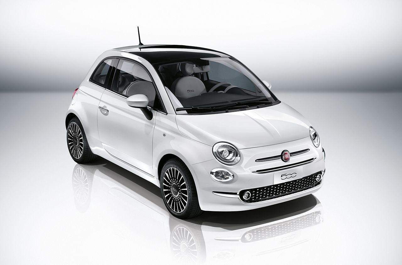 2016 Fiat 500 Facelift Unveiled With 1 800 Changes Fiat 500
