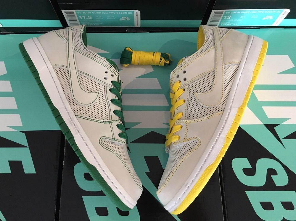 finest selection a33e4 1c9cd Nike SB Dunk Low Decon Mismatch Ishod Wair Aloe Verde $67 Shipped on eBay  (Retail $100) [sponsored]