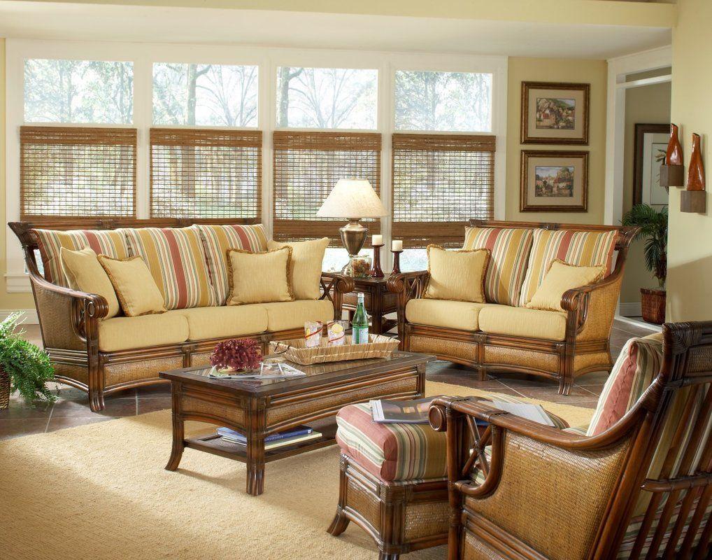 Pacifica Jasmine Antique Stripe Sofa Only Sofas Pinterest # Muebles Jasmine