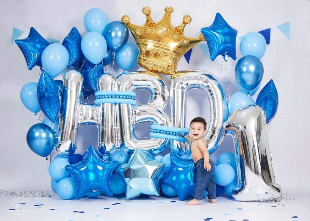 Premium Balloon Letters Decoration in 2020 Balloon